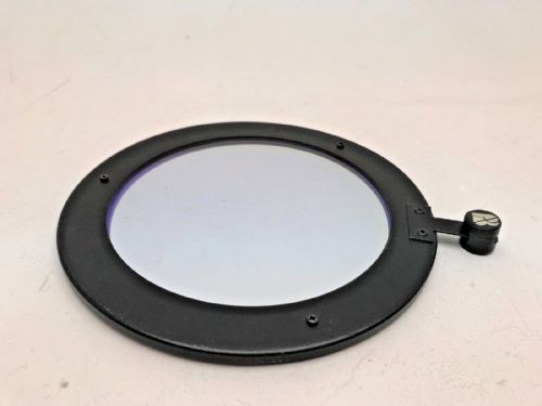PHOTON BEARD REDHEAD 800W DICHROIC CIRCULAR FRAMED GLASS FILTER